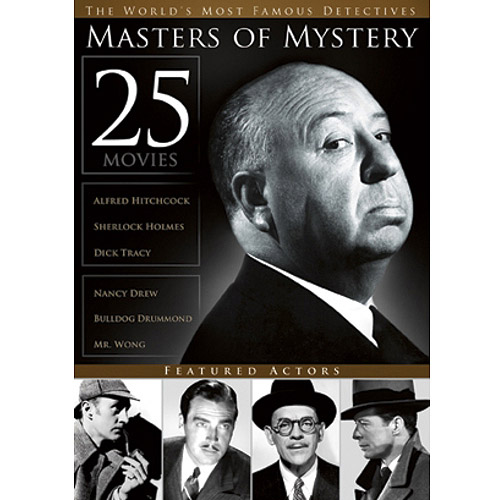 Masters Of Mystery 25 Movies by PLATINUM DISC CORPORATION