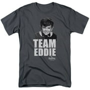 the munsters monster family sitcom tv series cbs team edward adult t-shirt tee