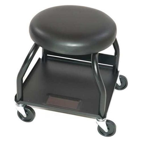 WHITESIDE HRSW Creeper Seat,15 in L x 15 in W, 4 Wheels G3106866