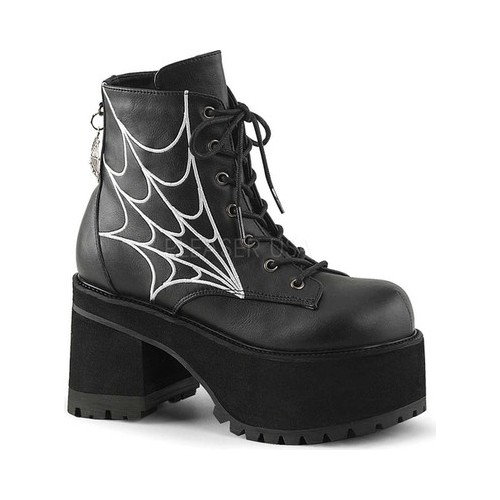 Women's Demonia Ranger 105 Ankle Boot by PleaserUSA