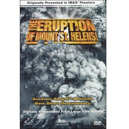 IMAX: The Eruption Of Mount St. Helens!