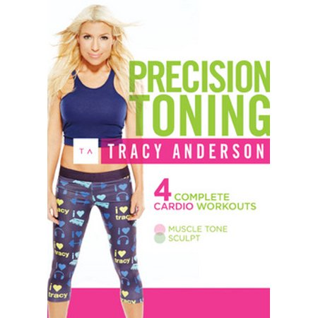 TRACY ANDERSON-PRECISION TONING (DVD) (DVD)