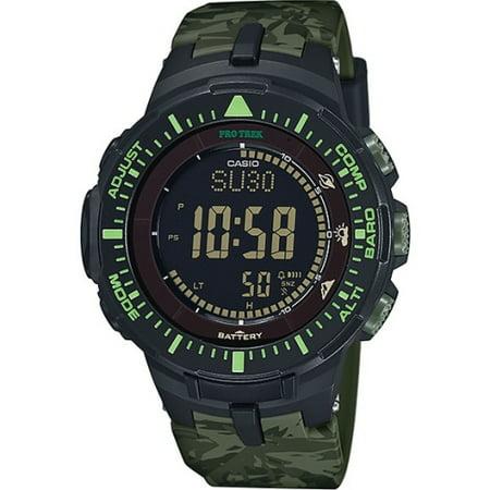 ProTrek Triple Sensor Watch Green