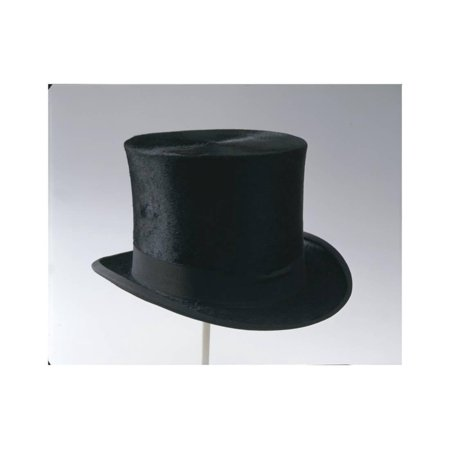 Name Art Print - Collapsible Black Silk Top Hat Called Gibus from its Inventor's Name Print Wall Art