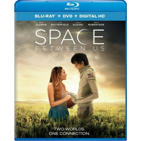 The Space Between Us  Blu Ray   Dvd   Digital Copy