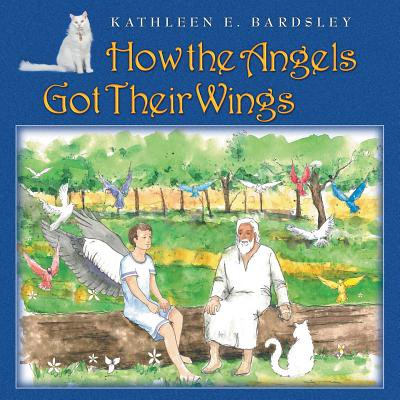Angel Wings Scrapbooks - How the Angels Got Their Wings