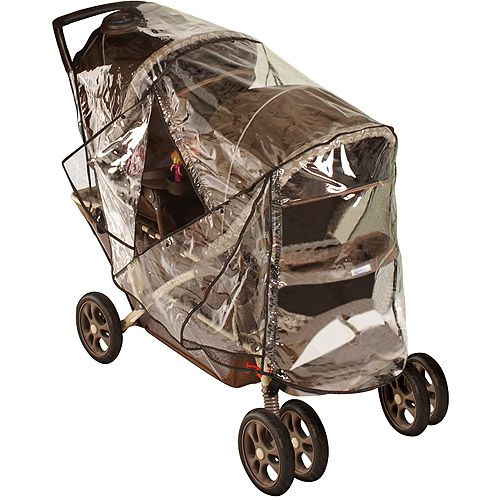 Jeep - Deluxe Tandem Stroller Weather Shield