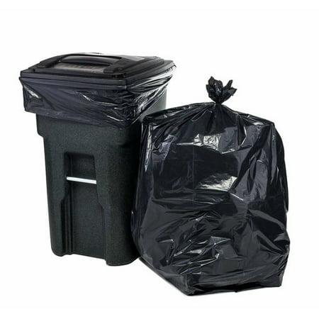 Afulaenterprises 65 Gal Trash Bags 100 Count Set Of