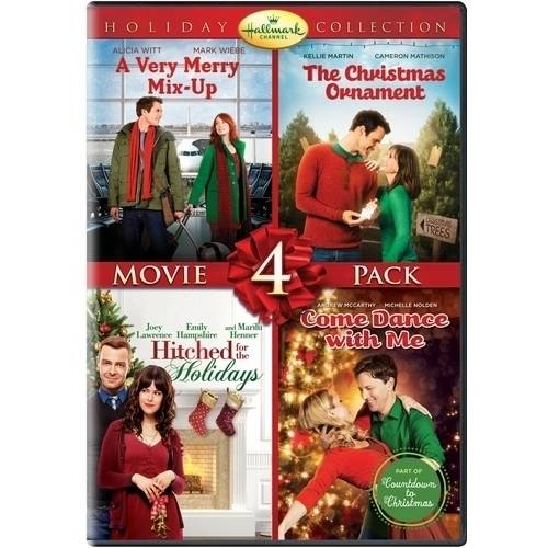 Hallmark Holiday Collection: A Very Merry Mix-Up / The Christmas Ornament / Hitched For The Holidays / Come Dance With Me