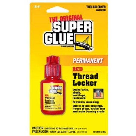 Super Glue 15191-12 Permanent Thread Locker - image 1 of 1