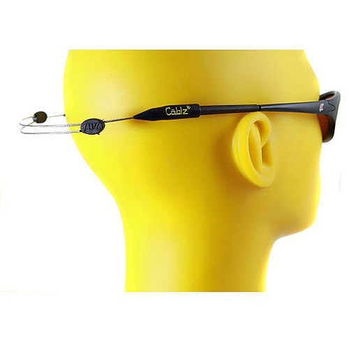 Cablz Zipz Adjustable Sunglasses Holder