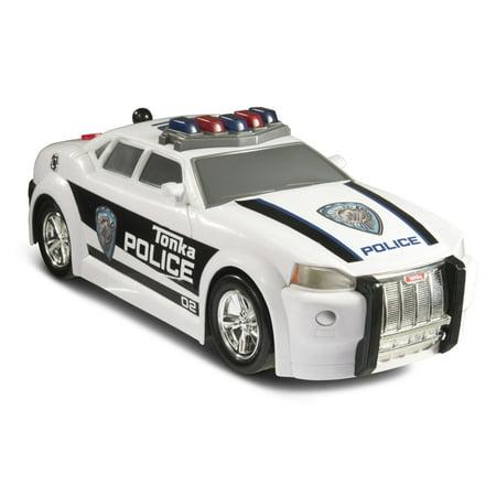 Tonka Toy Cars (Funrise Toy - Tonka Mighty Motorized Police)