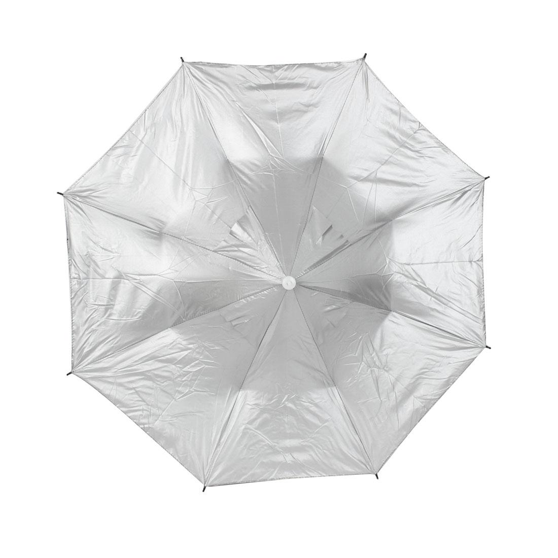 Portable Elastic Headband Canopy Golf Fishing Umbrella Ha...