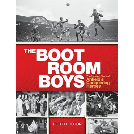 The Boot Room Boys - eBook