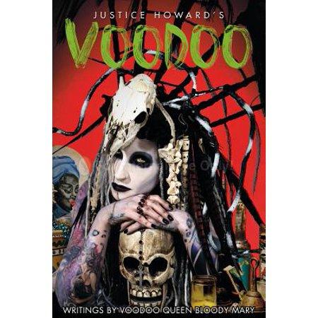 Justice Howard's Voodoo : Conjure and Sacrifice](Voodoo Merchandise)