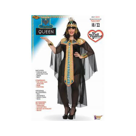 CO-EGYPTIAN QUEEN BLACK - PLUS](Egyptian Queen Headpiece)