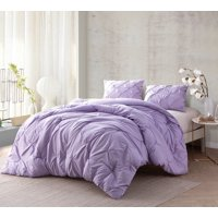 BYB Orchid Petal Pin Tuck Comforter
