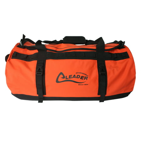 Leader Accessories Deluxe Waterproof PVC Tarpaulin Duffel Bag Backpack Dry Bag 40l 70l