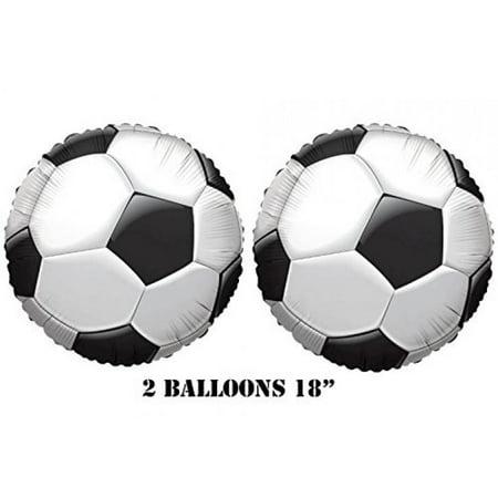 Soccer Ball Balloons (Soccer Balloons 18