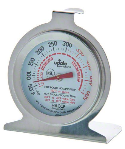 "(THOV-20) 2"" Oven Thermometer, Oven thermometers By Update International Ship from US by"