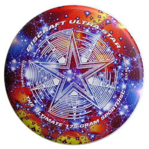 175 gram Super Color Ultra-Star Disc, Doughnut Elite Grow Sport Super Shirt Starscape Disc... by