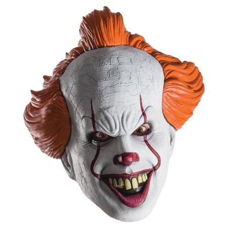 Voldemort Halloween Mask (Rubies Pennywise Mask)