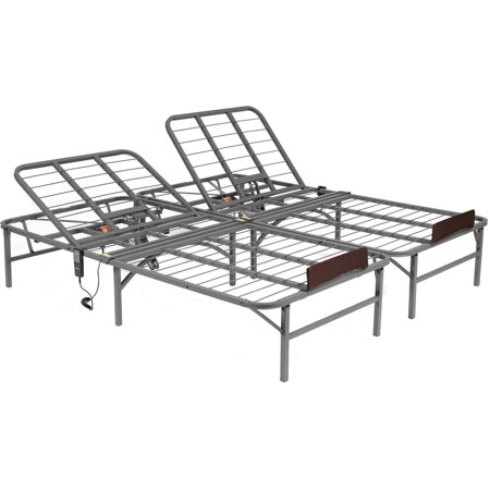 bed has a 600 lb lift capacity - Electric Adjustable Bed Frames