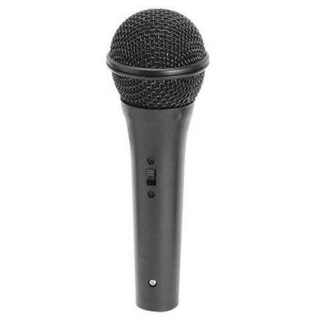 Audio Spectrum AS400 Dynamic Handheld Microphone, Cardioid Polar Pattern By OnStage Ship from US