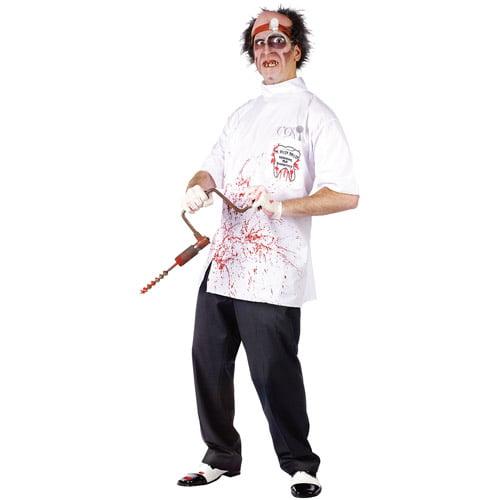 Doctor Killer Driller Adult Halloween Costume