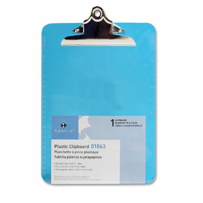 Sparco Transparent Clipboard SPR01863