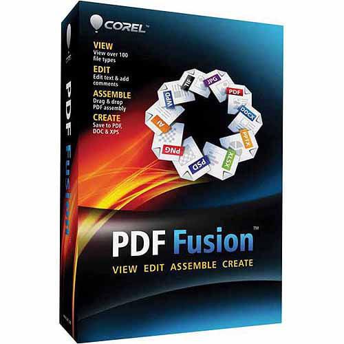Corel PDF Fusion (Windows) (Digital Code)