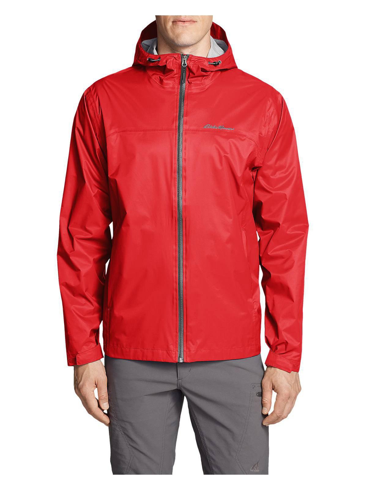 dd229a562 Eddie Bauer Men's Cloud Cap Lightweight Rain Jacket