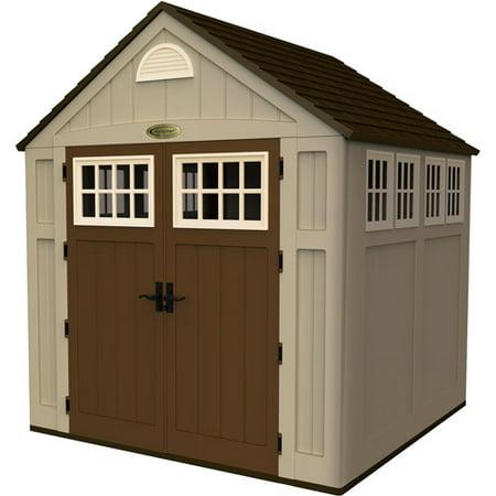 1sale Suncast 7 5 X 7 Alpine Shed Outdoor Storage