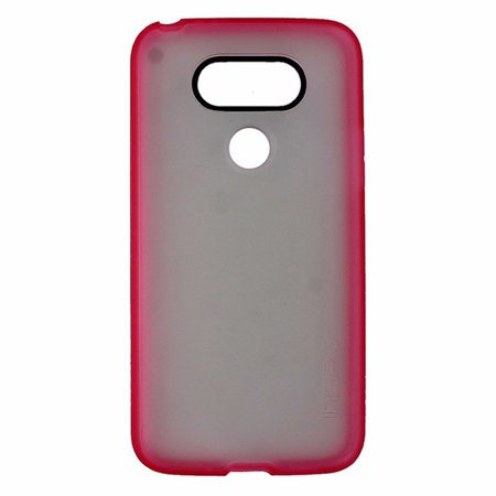 - Incipio Octane Impact Case for LG G5 - Clear Ghost and Pink (Refurbished)