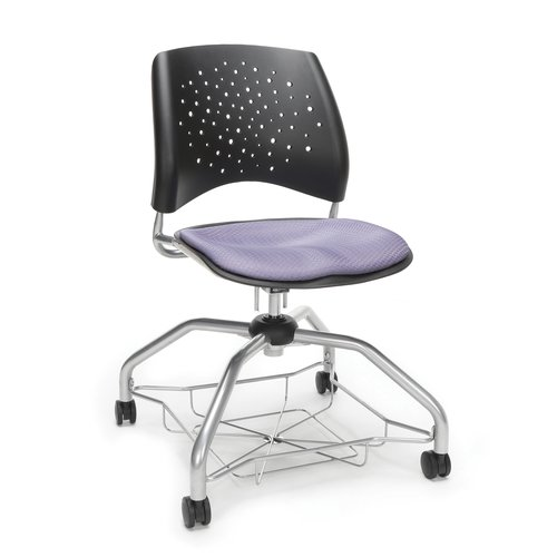 OFM Star Series Foresee Chair 19.75'' Fabric Classroom Chair