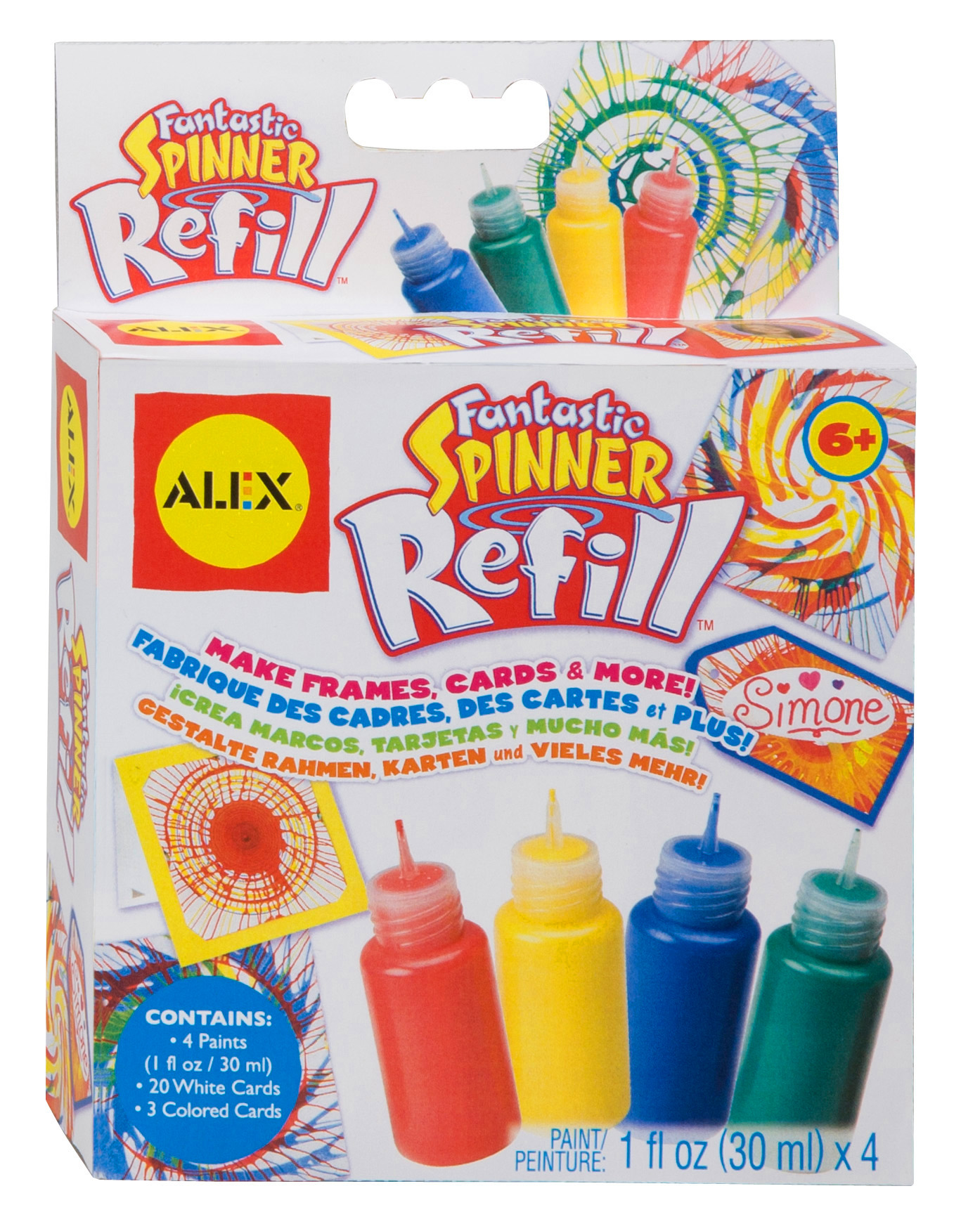 ALEX Toys Artist Studio Fantastic Spinner Refill by Alex Brands