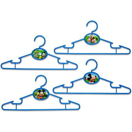 Disney Mickey Mouse Infant   Toddler Hangers  30 Pack