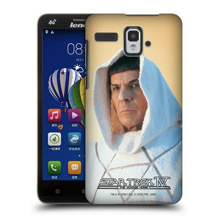 Official Star Trek Spock The Voyage Home Tos Hard Back Case For Lenovo Phones