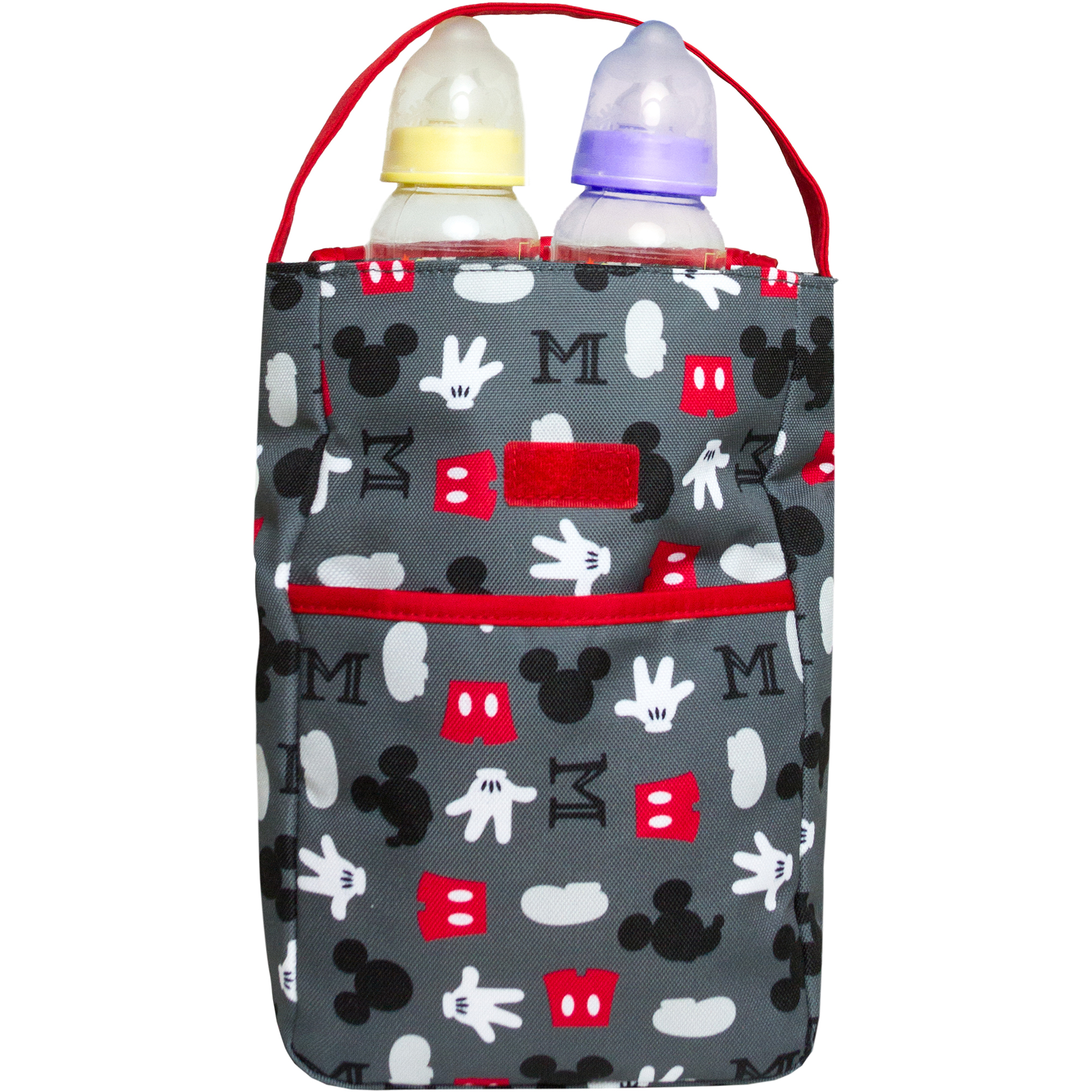 Disney Mickey Mouse 5-in-1 Diaper Tote
