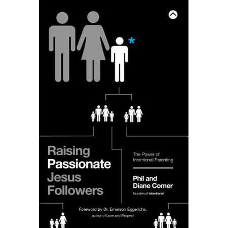 Raising Passionate Jesus Followers : The Power of Intentional Parenting