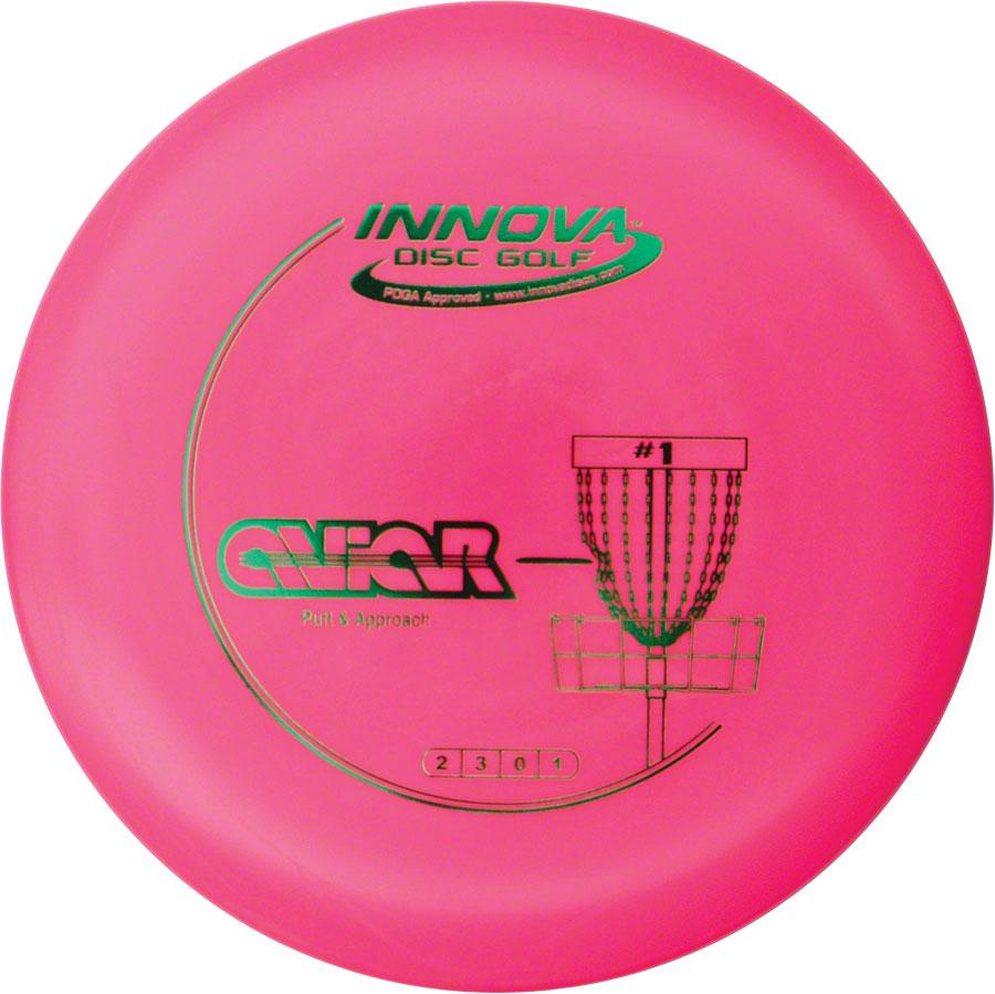Innova Classic Aviar DX Putter Golf Disc: Assorted Colors