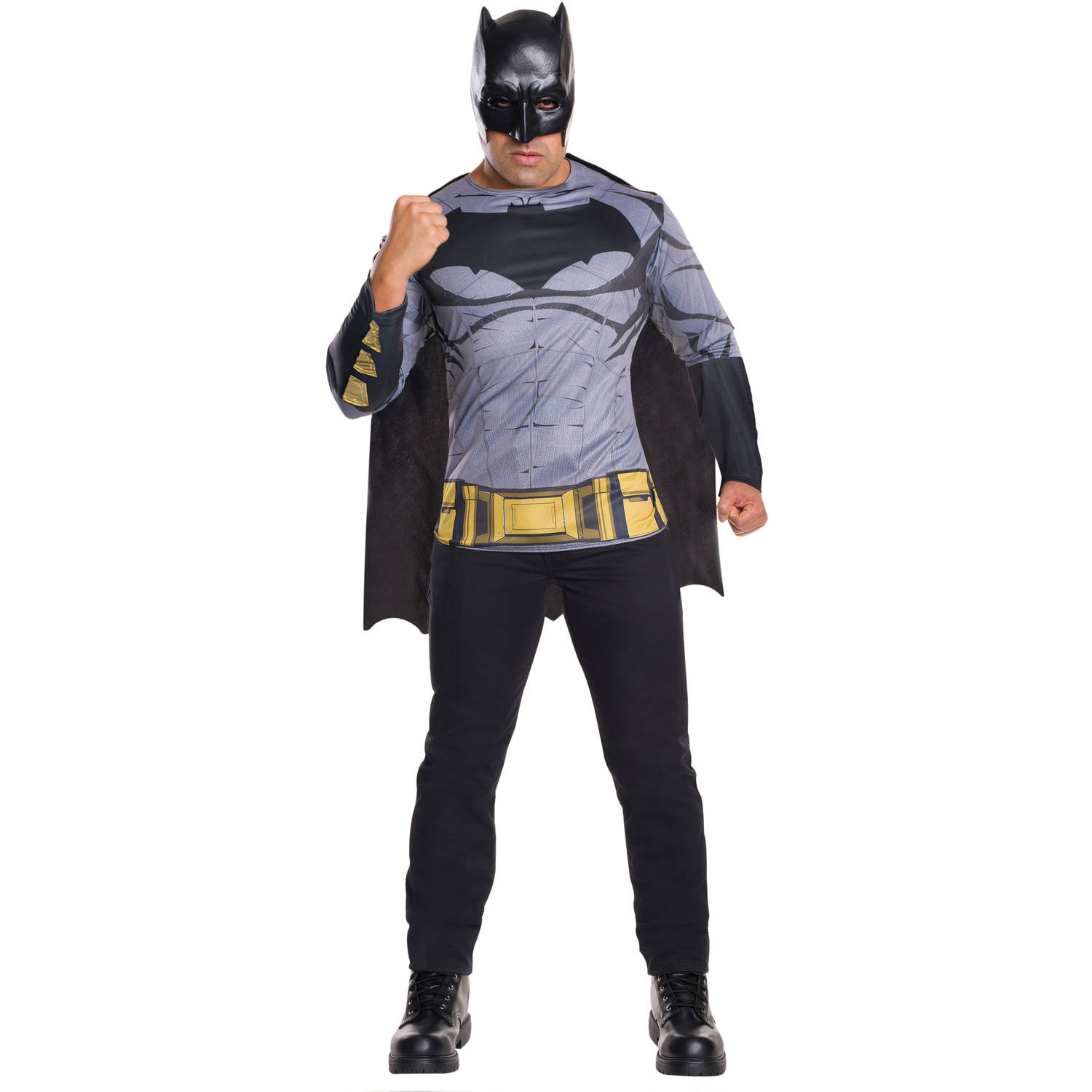 Batman Top Adult Halloween Costume