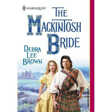 Mackintosh Throw - The Mackintosh Bride - eBook