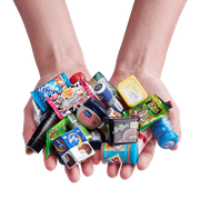 5 Surprise Mini Brands Mystery Capsule Collectible Toy By Zuru