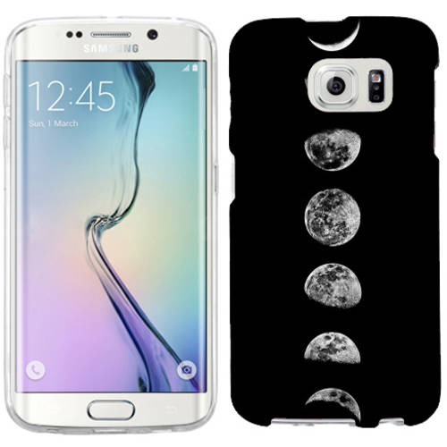 Mundaze Moons Phone Case Cover for Samsung Galaxy S6 edge