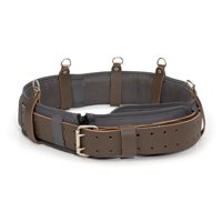 Estwing 94757 4-Inch Padded Leather Work Belt