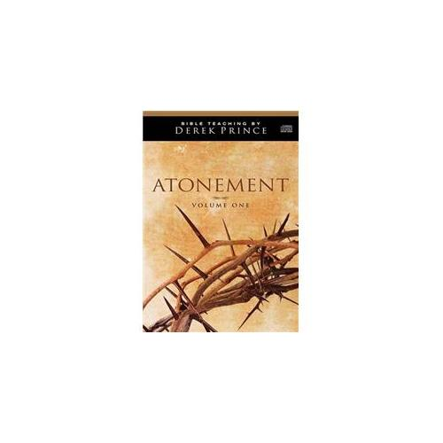 Whitaker House Audio CD-Atonement (10 CD)