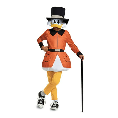 Ducktales Scrooge McDuck Classic Child Costume