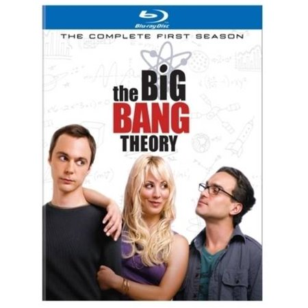 The Big Bang Theory  The Complete First Season  Blu Ray