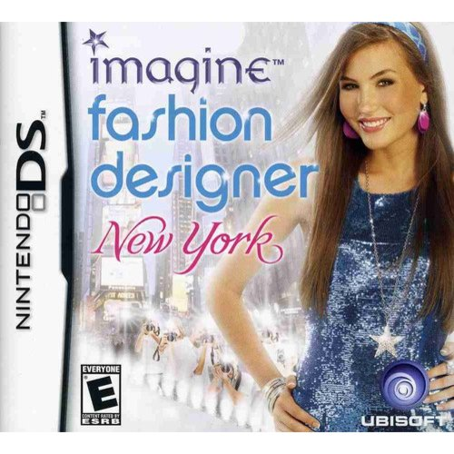 Imagine Fashion Designer New York Nintendo Ds Walmart Com Walmart Com